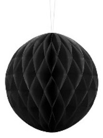 Black Honeycomb Ball