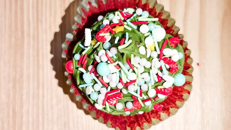 Holiday Cupcakes (Dozen)