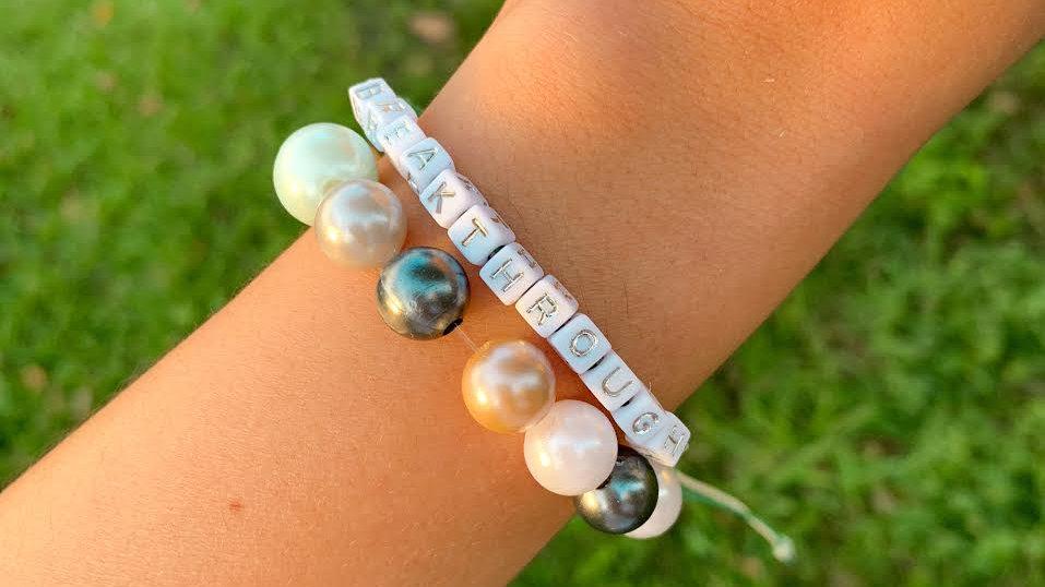 """""""Intention"""" Bracelet"""
