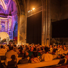 Festival Cordes sur Ciel-église st miche