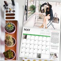 Ginger's Pet Rescue Calendar