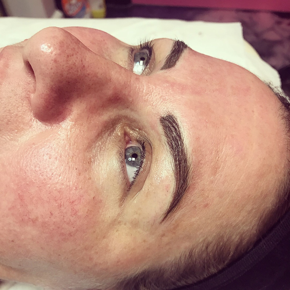 Permanent Make Up, Eyebrow Tattoo, Semi permanent make up, Eyebrows, Made Up, Chelmsford, Hair Stroke Brow, Permanent Eyeliner, Lip tattoo