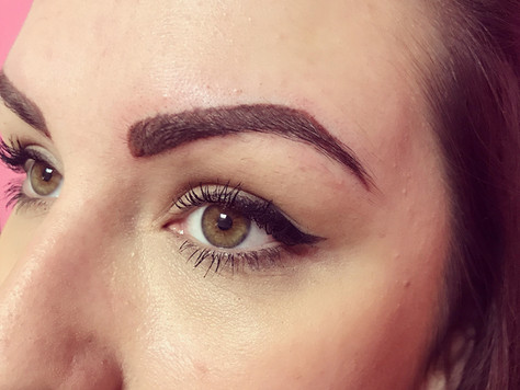 🌸 Permanent Make Up ~ Powdered Brows 🌸