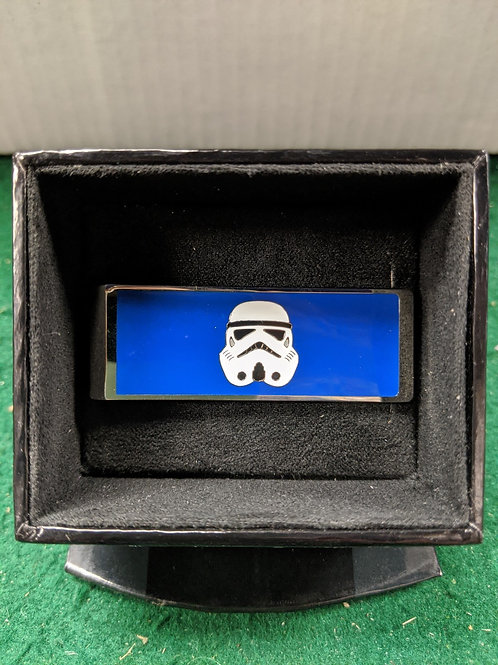 Storm Trooper Helmet Money Clip