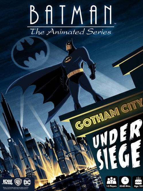 Batman: Gotham Under Siege