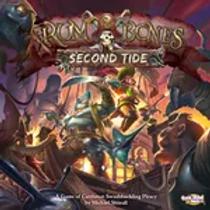 Rum and Bones: Second Tide