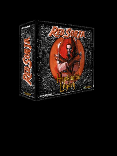Red Sonja: Hyrkania's Legacy