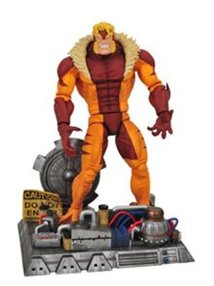 Marvel Select Sabertooth Action Figure