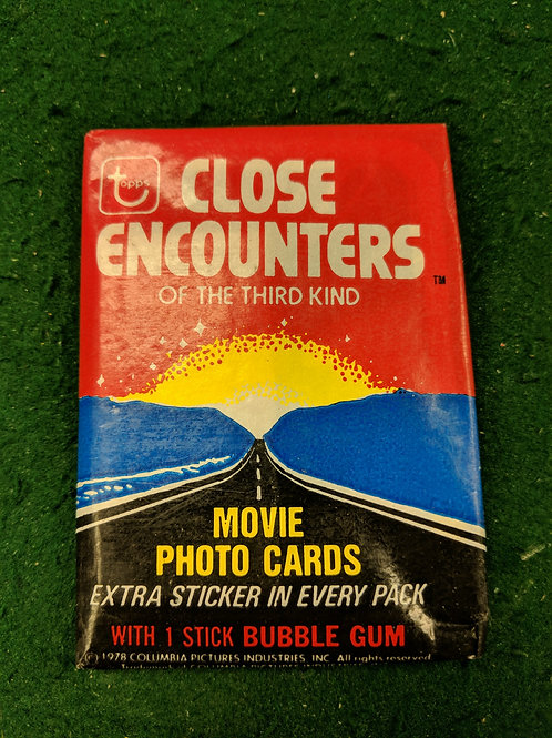 Close Encounters of the Third Kind Collector Cards