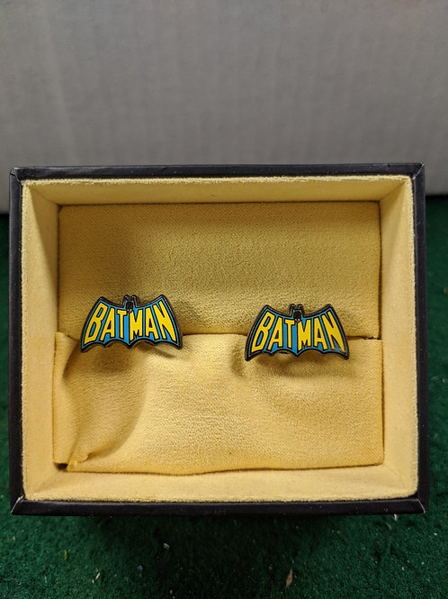 Batman 66' TV Symbol Cuff Links