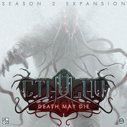 Cthulhu Death May Die: Season Two