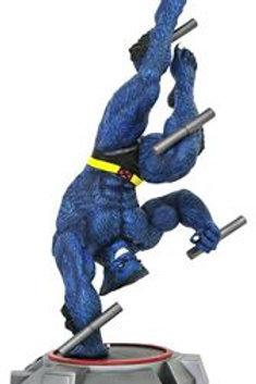 Marvel Comic Gallery Beast PVC Diorama