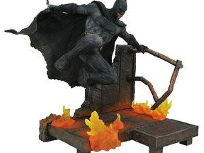 DC Gallery Justice League Movie Batman PVC Diorama