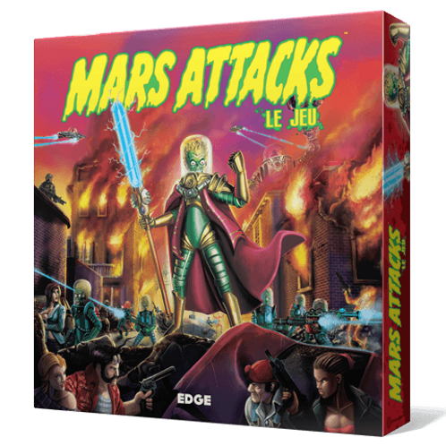 Mars Attacks: The Miniatures Game