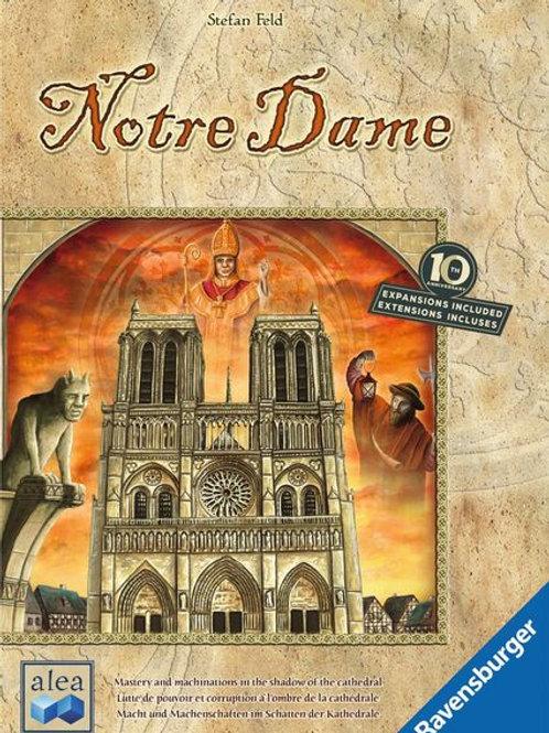 Notre Dame (10th Anniversary Ed.)