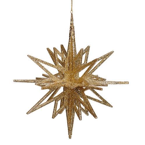 Ornament 3D open ster