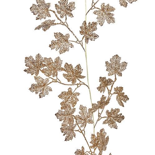 Slinger esdoornblad goud