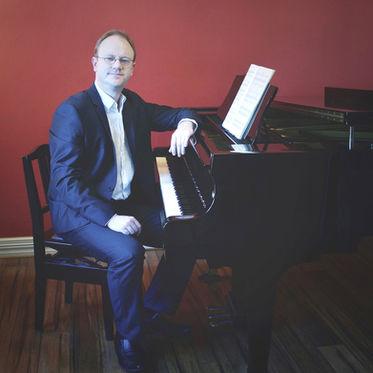 Andrew Chubb, 2017, pianist teacher coposer