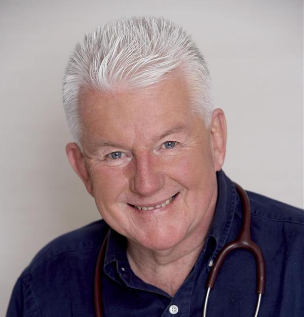 Dr John D'Arcy OM