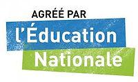 Agrée par l'Education Nationale