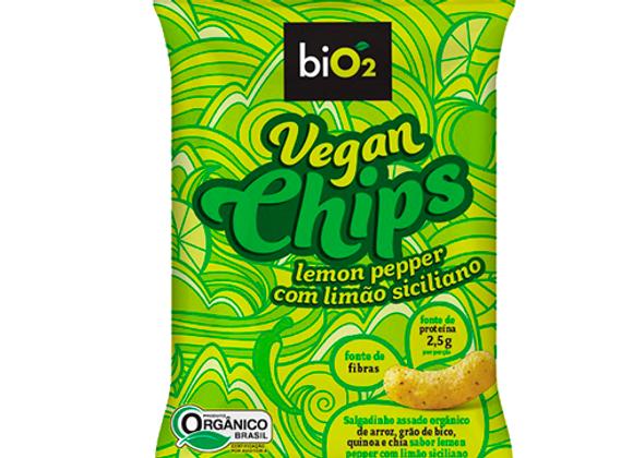 Chips Vegan Lemon Pepper 40g I Bio2