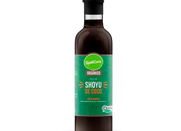 Shoyu Coco Orgânico 250ml I Qualicoco