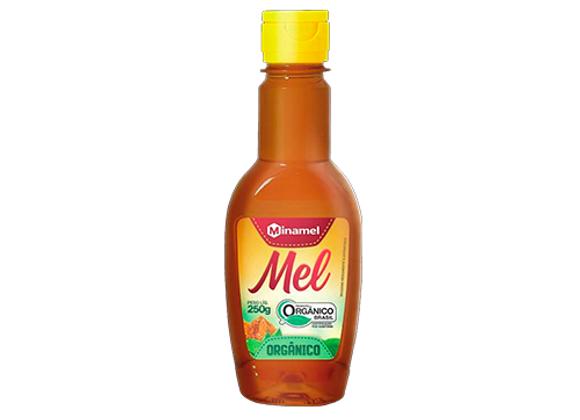 Mel Orgânico Bisnaga 250g I Minamel