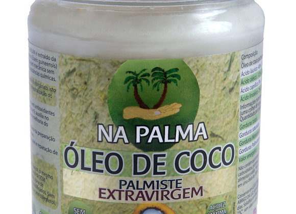 Óleo de Coco 500ml I Na Palma