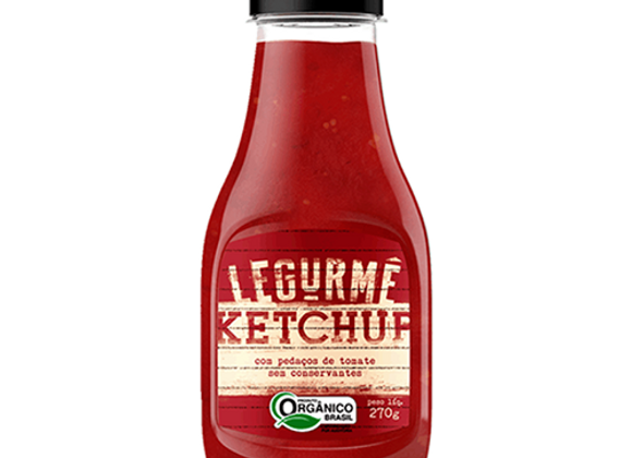 Ketchup Orgânico Bisnaga 270G I Legurmé