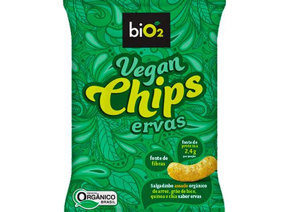 Chips Vegan Ervas 40g I Bio2
