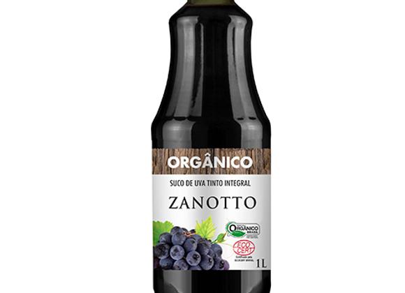 Suco Uva Tinto Orgânico 1 litro I Zanotto