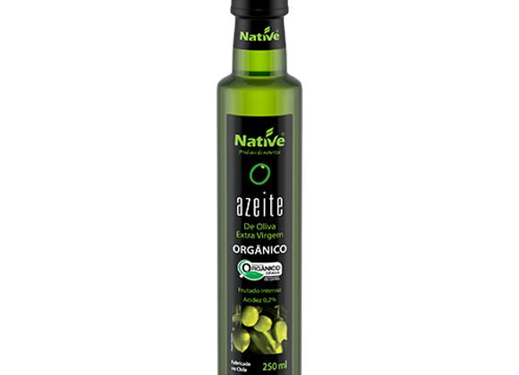 Azeite Oliva Extra Virgem Orgânico 250ml I Native