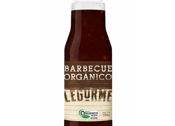 Molho Orgânico Barbecue 330g I Legurmé