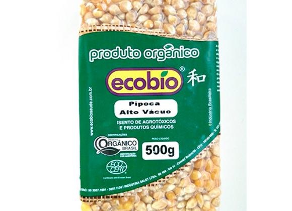 Pipoca a Vácuo Orgânico 500g I Ecobio