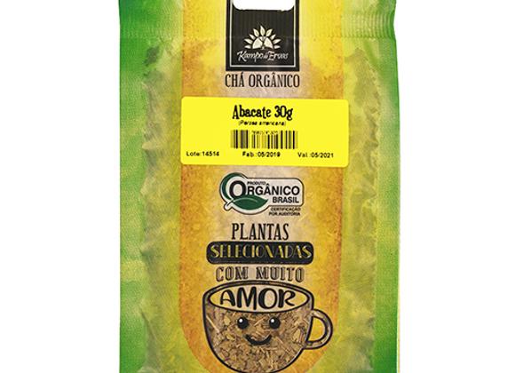 Chá Orgânico Abacate 30g I Kampo de Ervas
