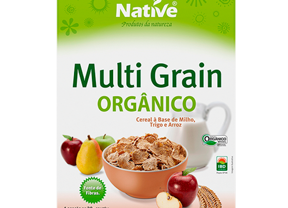 Cereal Multi Grain Orgânico 250g I Native