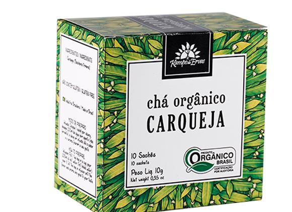 Chá Orgânico Carqueja 10 sachês I Kampo de Ervas
