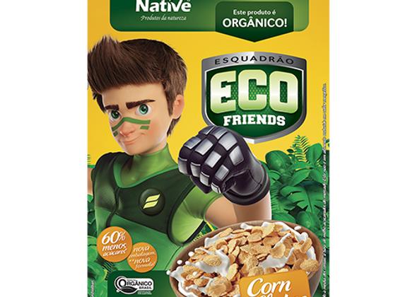 Cereal Corn Flakes Orgânico 300g I Native