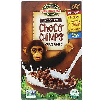 Envirokidz Organic Choco Chimps NATURE'S PATH   10oz
