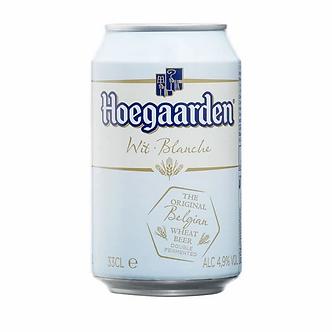 Hoagarden Beer King Can   330ml