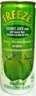 Coconut Juice FREEZE   240ml