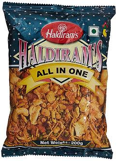 All In One HALDIRAM'S   200g