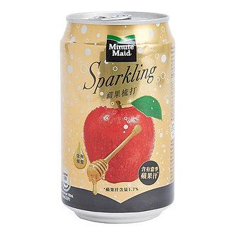 Sparkling Apple Juice Drink  MINUTE MAID   330ml
