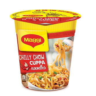 Chilly Chow Cuppa Noodle  MAGGI    70g