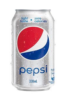 Pepsi Light Can   330ml