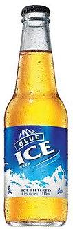 Blue Ice Beer Bot   330ml