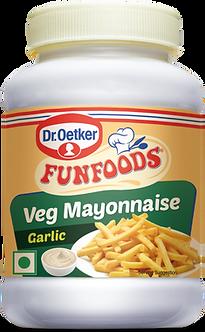 Veg Mayonnaise Garlic DR OETKER    250g