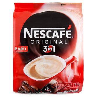 Nescafe 3 in 1 Original 50's   950g