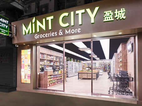 Mint City: the newest supermarket on the block!