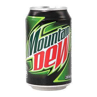 Mountain Dew Can   330ml